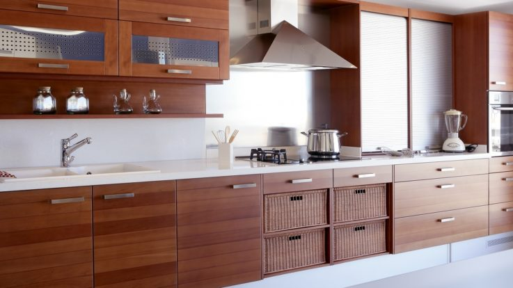 Wood Cabinet Trends for 2018