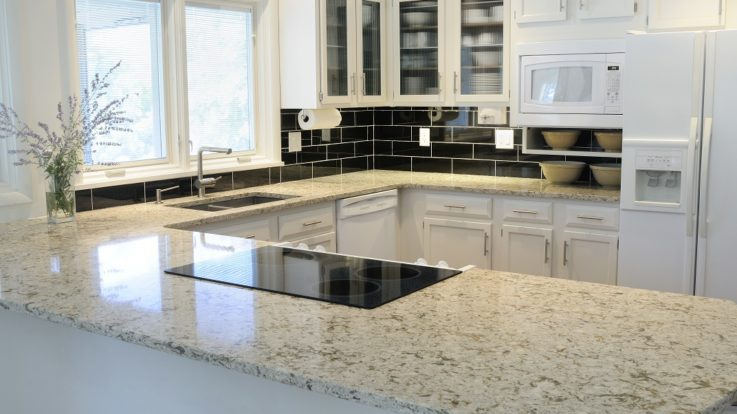 Quartz Countertops for Your Updated Kitchen