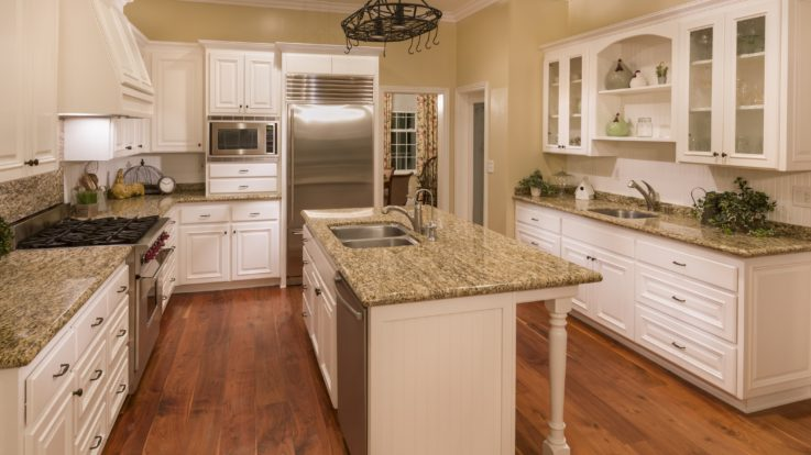Kitchen Designs for Custom Cabinets