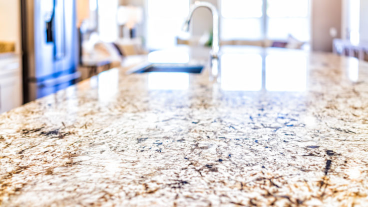 Get Inspired With These Three Ideas For Granite Countertops