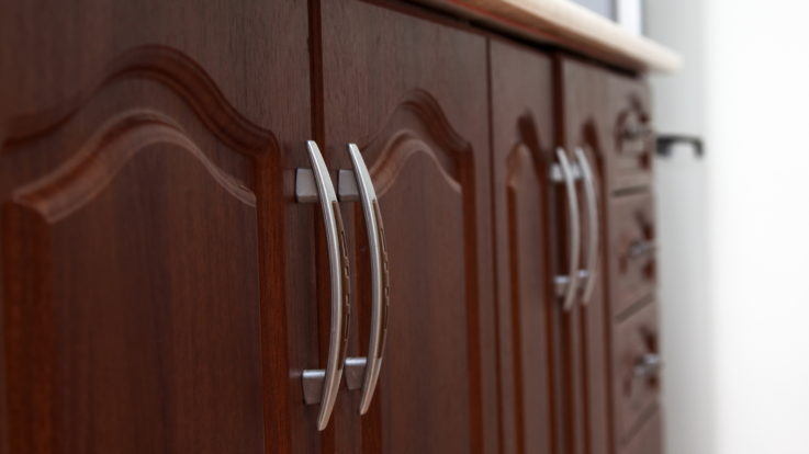 Wood Cabinets: A Blast from The Past