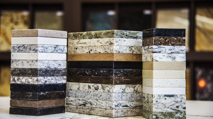 The History of Granite Construction – From the Earth to Your Countertops